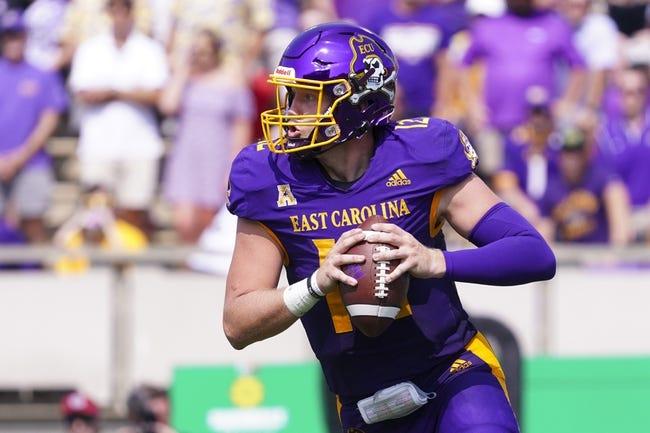 East Carolina at Marshall: 9/18/21 College Football Picks and Predictions