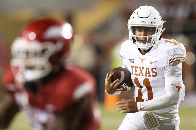 Rice at Texas: 9/18/21 College Football Picks and Predictions