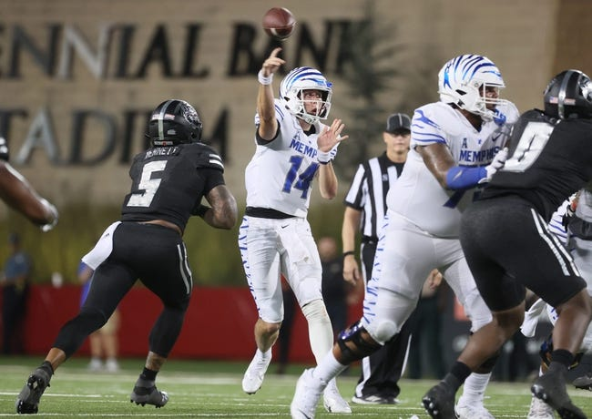 Mississippi State at Memphis - 9/18/21 College Football Picks and Prediction