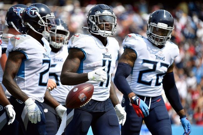 Tennessee Titans at Seattle Seahawks 9/19/21 NFL Picks and Predictions