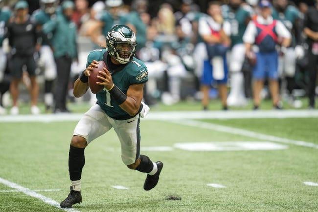 San Francisco 49ers at Philadelphia Eagles - 9/19/21 NFL Picks and Prediction