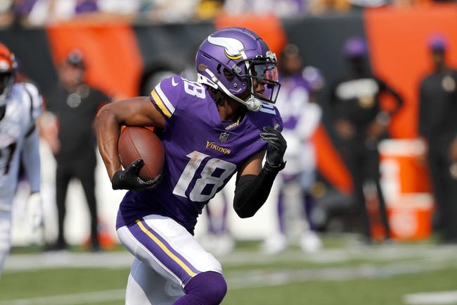 Minnesota Vikings at Arizona Cardinals - 9/19/21 NFL Picks and Prediction