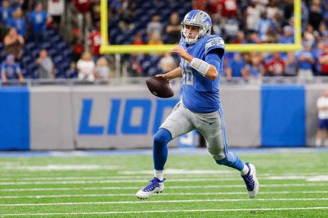 Detroit Lions at Green Bay Packers: 9/20/21 NFL Picks and Predictions