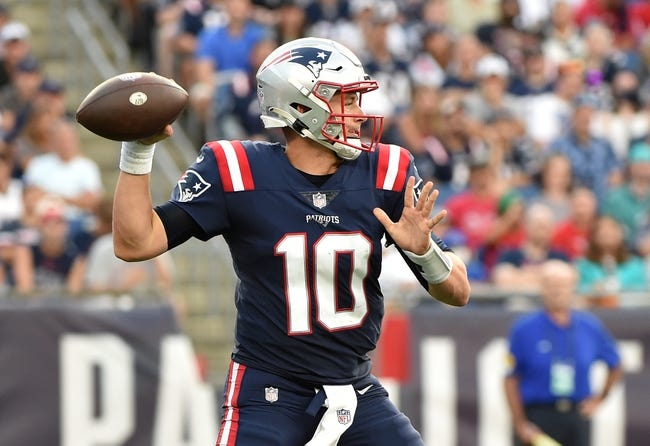 New England Patriots at New York Jets - 9/19/21 NFL Picks and Prediction