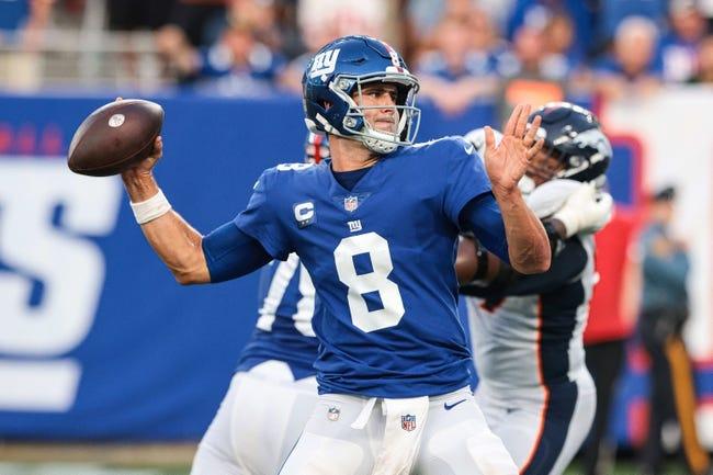 New York Giants at Washington Football Team: 9/16/21 NFL Picks and Predictions