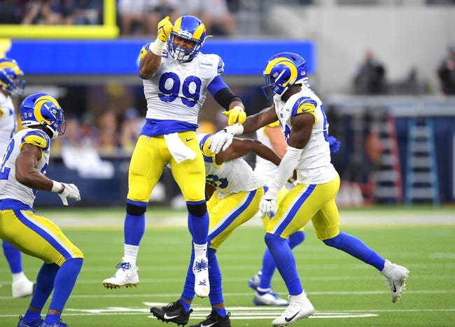 Los Angeles Rams at Indianapolis Colts - 9/19/21 NFL Picks and Prediction
