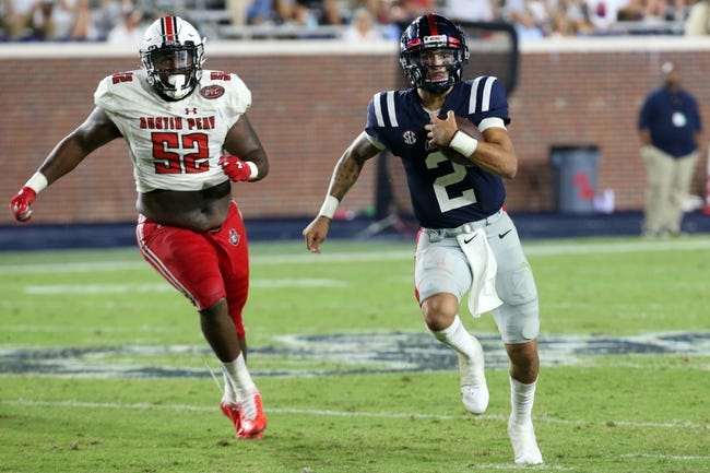 Tulane at Ole Miss: 9/18/21 College Football Picks and Predictions