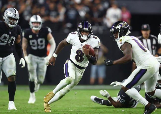 Kansas City Chiefs at Baltimore Ravens: 9/19/21 NFL Picks and Predictions