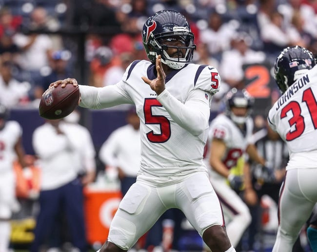 Houston Texans at Cleveland Browns: 9/19/21 NFL Picks and Predictions