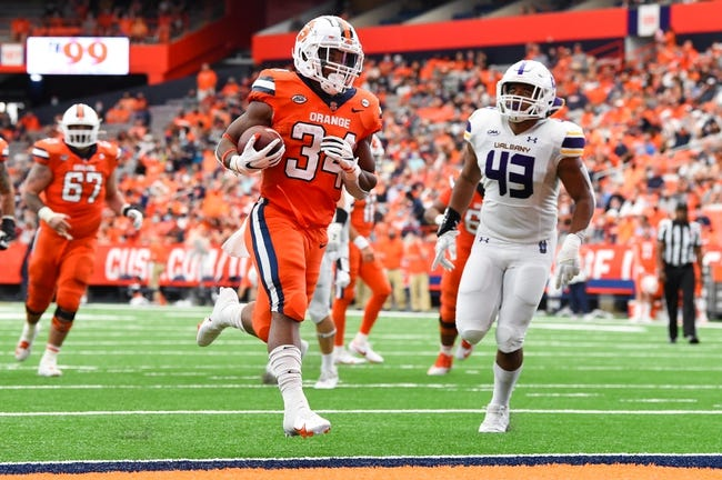 Liberty at Syracuse: 9/24/21 College Football Picks and Predictions