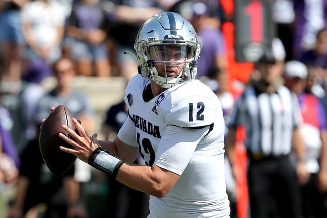 New Mexico State at Nevada: 10/9/21 College Football Picks and Predictions