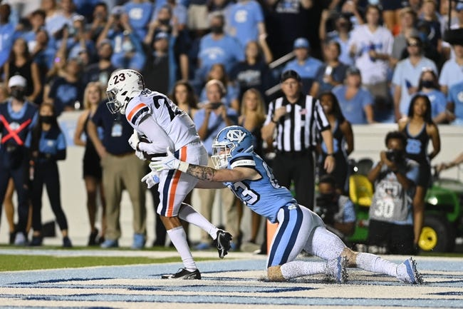 Wake Forest at Virginia - 9/24/21 College Football Picks and Prediction