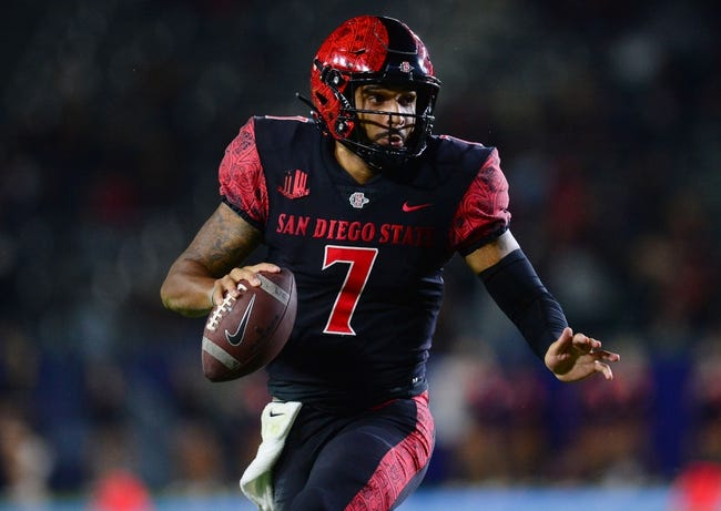 New Mexico at San Diego State: 10/9/21 College Football Picks and Predictions