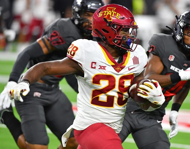 Iowa State at Baylor: 9/25/21 College Football Picks and Prediction