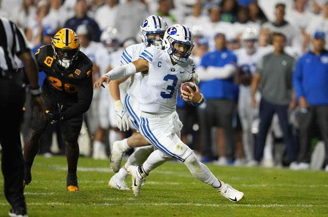 USF at BYU: 9/25/21 College Football Picks and Predictions