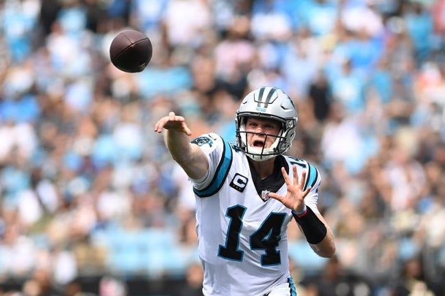 Carolina Panthers at Houston Texans: 9/23/21 NFL Picks and Predictions