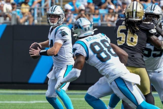 Carolina Panthers at Dallas Cowboys - 10/3/21 NFL Picks and Prediction