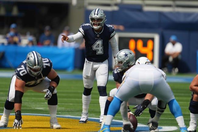 Philadelphia Eagles at Dallas Cowboys: 9/27/21 NFL Picks and Predictions