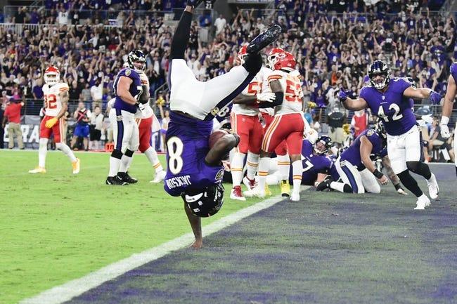 Baltimore Ravens at Detroit Lions: 9/26/21 NFL Picks and Predictions