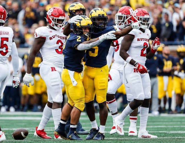 Michigan at Nebraska: 10/9/21 College Football Picks and Prediction