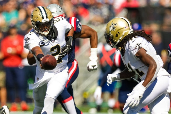New York Giants at New Orleans Saints: 10/3/21 NFL Picks and Predictions