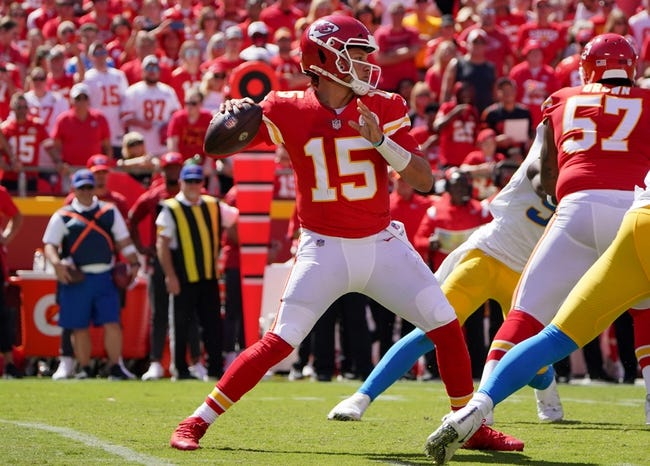 Kansas City Chiefs at Philadelphia Eagles: 10/3/21 NFL Picks and Prediction