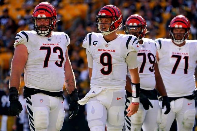 Jacksonville Jaguars at Cincinnati Bengals: 9/30/21 NFL Picks and Predictions