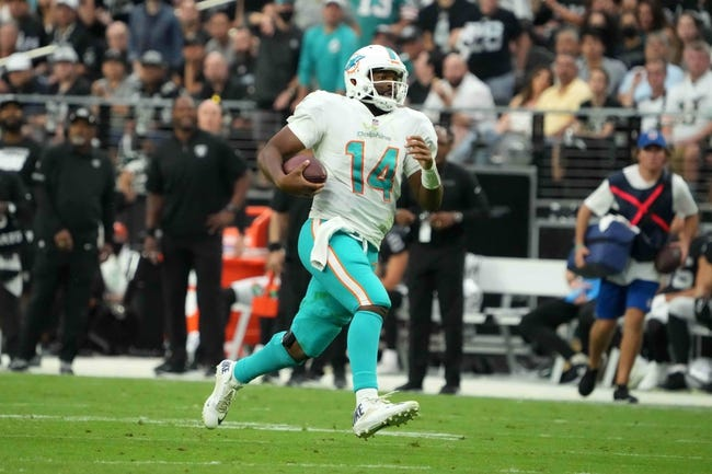 Indianapolis Colts at Miami Dolphins 10/3/21 NFL Picks and Predictions