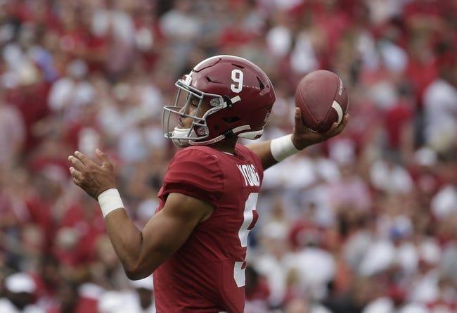 Alabama at Texas A&M: 10/9/21 College Football Picks and Prediction