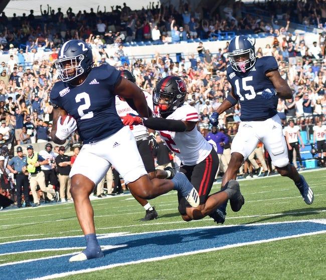 Georgia Southern at South Alabama: 10/14/21 College Football Picks and Predictions