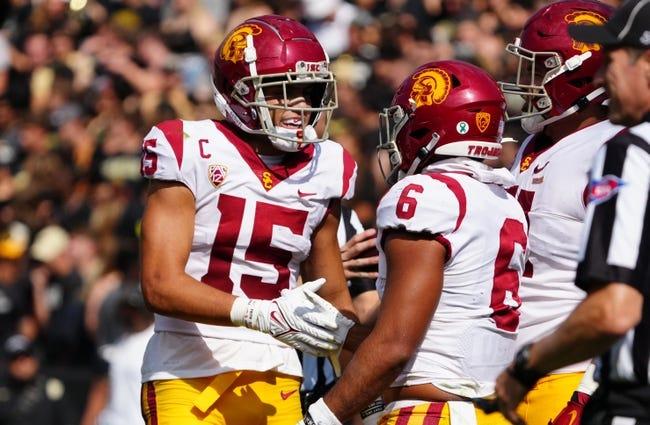 Utah at USC: 10/9/21 College Football Picks and Predictions