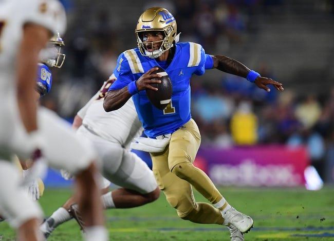 UCLA at Arizona: 10/9/21 College Football Picks and Prediction