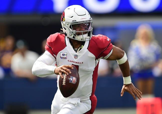 San Francisco 49ers at Arizona Cardinals: 10/10/21 NFL Picks and Predictions