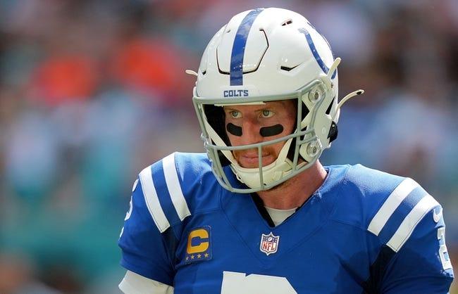 Indianapolis Colts at Baltimore Ravens: 10/11/21 NFL Picks and Predictions