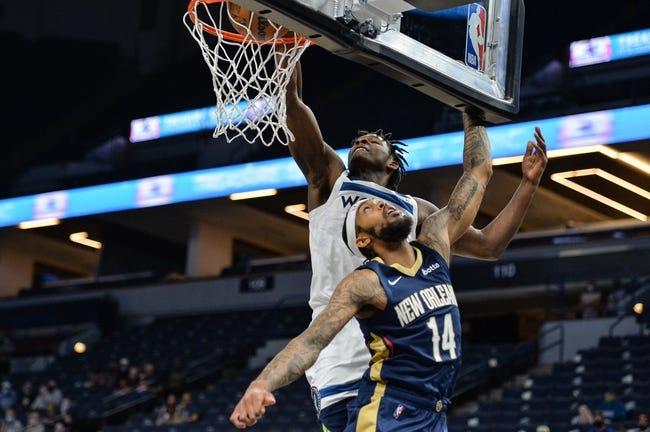 Houston Rockets at Minnesota Timberwolves - 10/20/21 NBA Picks and Prediction