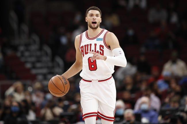 Chicago Bulls at Detroit Pistons - 10/20/21 NBA Picks and Prediction