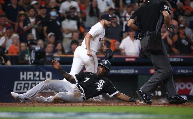 Chicago White Sox at Houston Astros - 10/8/21 MLB Picks and Prediction
