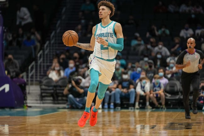 Indiana Pacers at Charlotte Hornets - 10/20/21 NBA Picks and Prediction