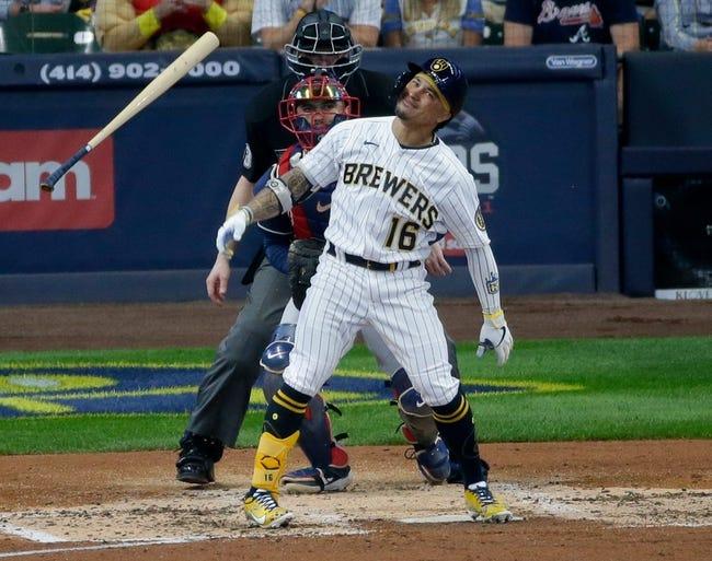 Atlanta Braves at Milwaukee Brewers - 10/9/21 MLB Picks and Prediction