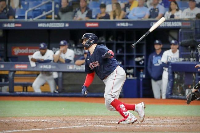 Tampa Bay Rays at Boston Red Sox - 10/10/21 MLB Picks and Prediction