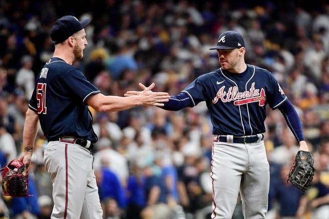 Milwaukee Brewers at Atlanta Braves: 10/11/21 MLB Picks and Predictions