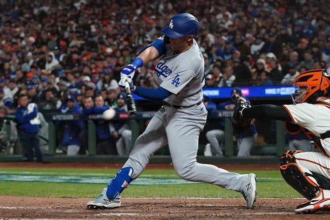 San Francisco Giants at Los Angeles Dodgers - 10/11/21 MLB Picks and Prediction