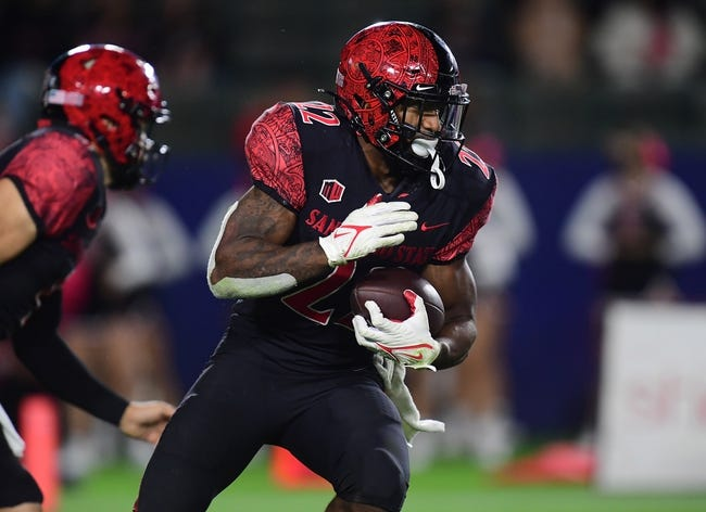 San Diego State at San Jose State: 10/15/21 College Football Picks and Predictions