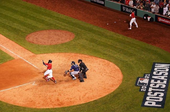 Tampa Bay Rays at Boston Red Sox - 10/11/21 MLB Picks and Prediction