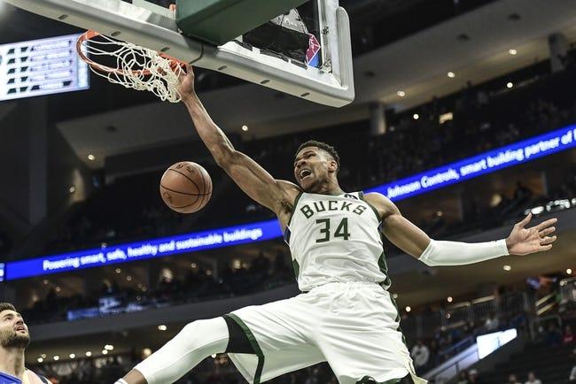 Brooklyn Nets at Milwaukee Bucks - 10/19/21 NBA Picks and Prediction