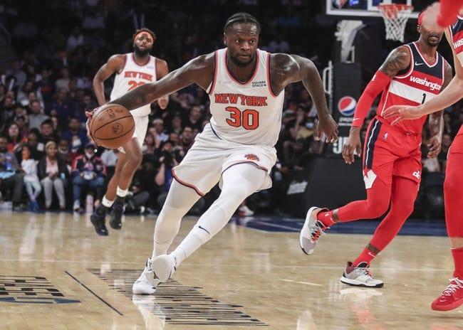 Boston Celtics at New York Knicks - 10/20/21 NBA Picks and Prediction