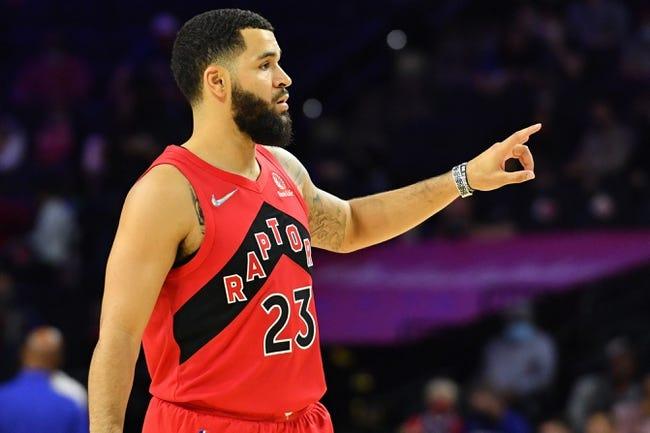 Washington Wizards at Toronto Raptors - 10/20/21 NBA Picks and Prediction