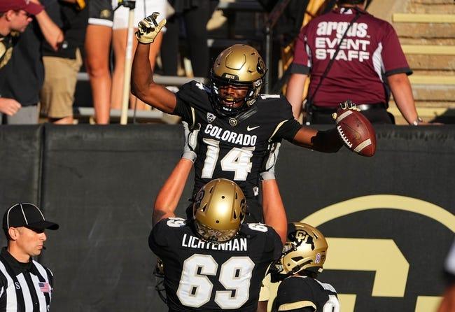 Colorado at Cal: 10/23/21 College Football Picks and Predictions