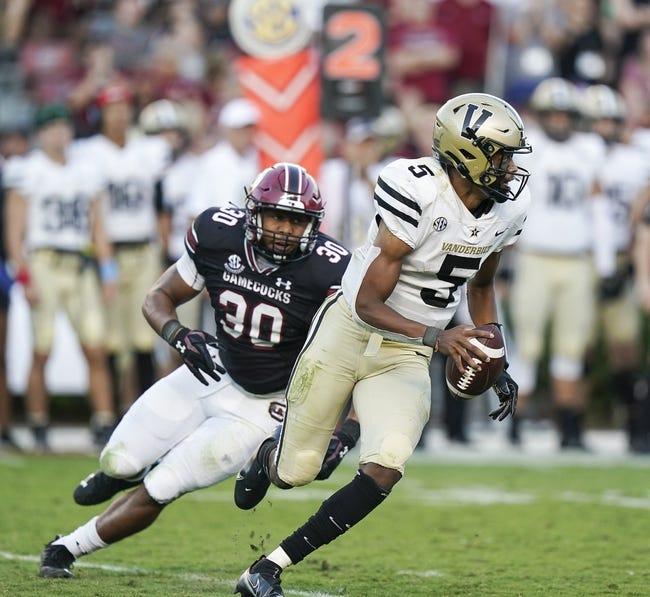Mississippi State at Vanderbilt: 10/23/21 College Football Picks and Predictions