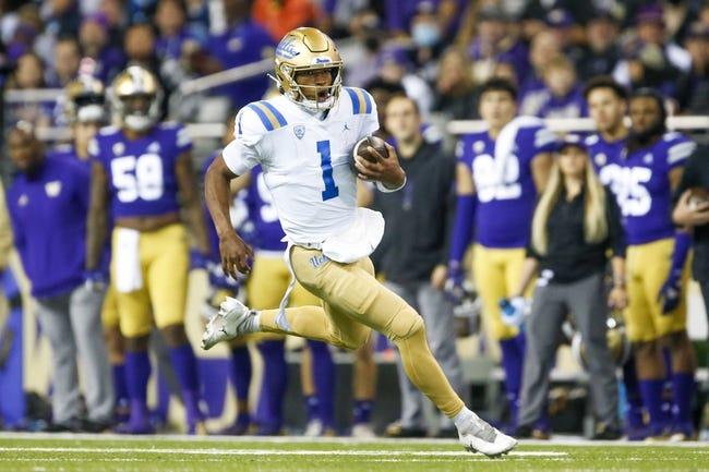 Oregon at UCLA: 10/23/21 College Football Picks and Prediction